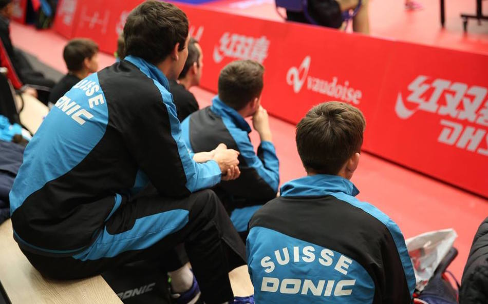 DHS Swiss Table Tennis Open