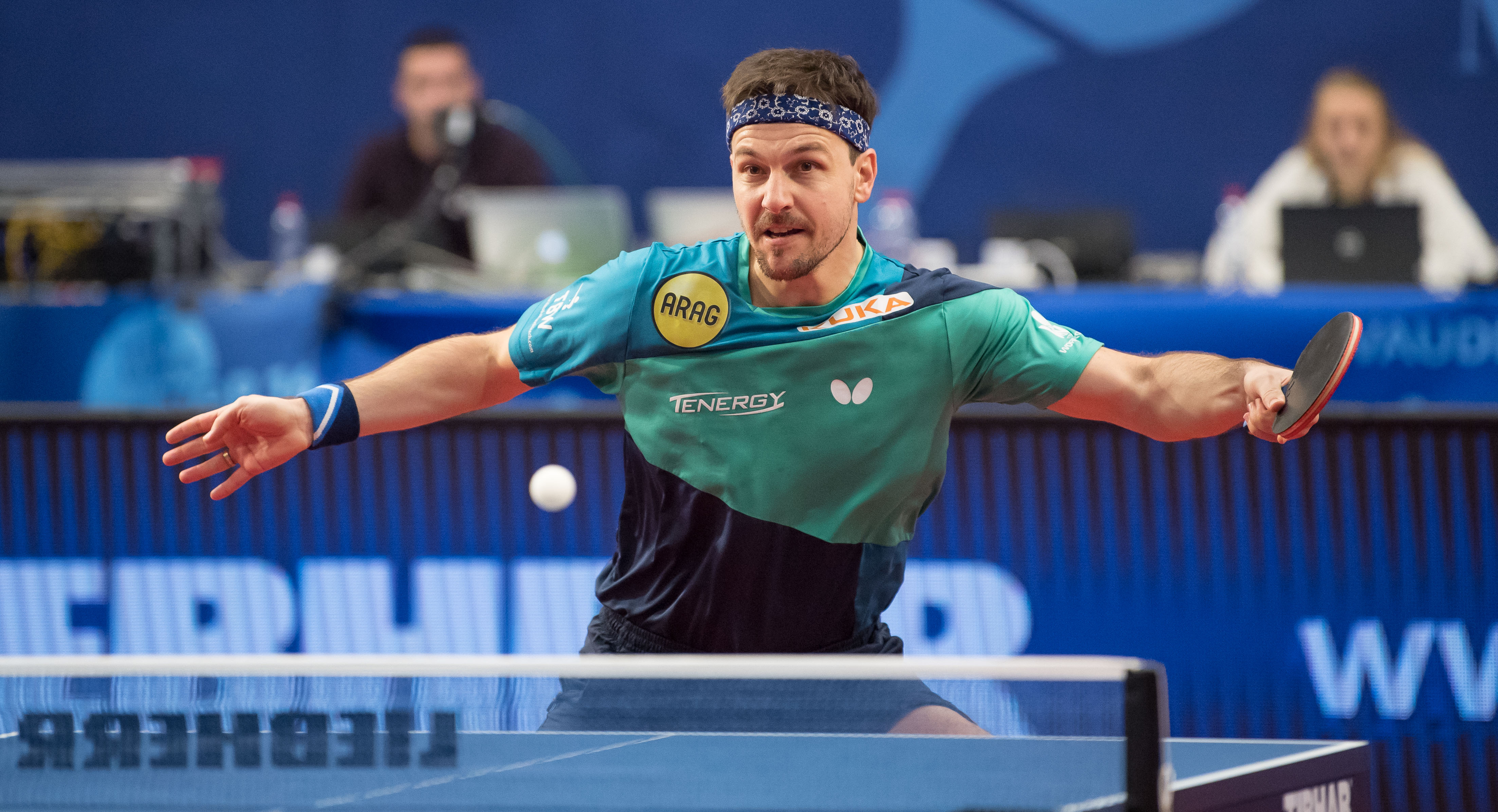 Timo Boll / Top 16 2019 Montreux