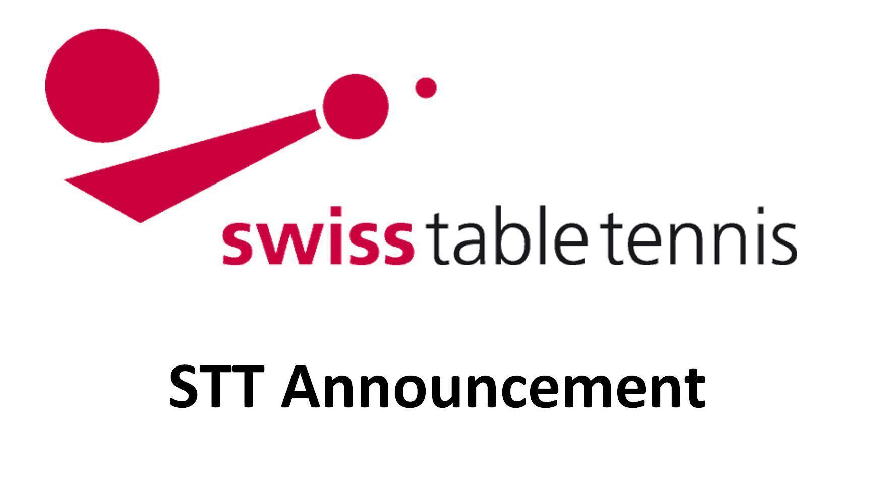 STT announcement